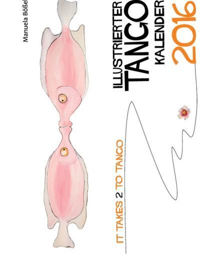 Illustrierter Tangokalender 2016