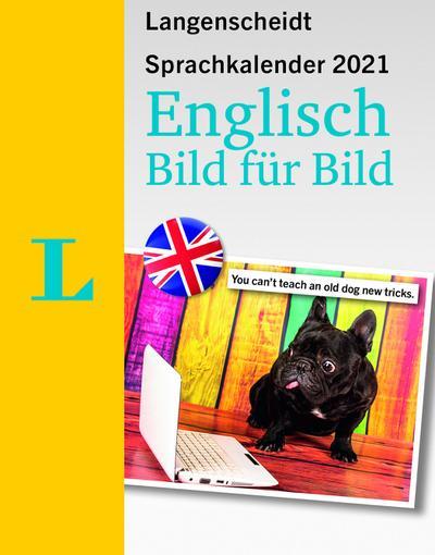 Sprachkalender Englisch Bild für Bild 2021
