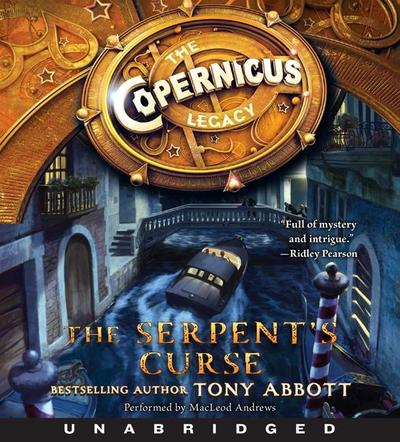 Copernicus Legacy: The Serpent's Curse  CD, The