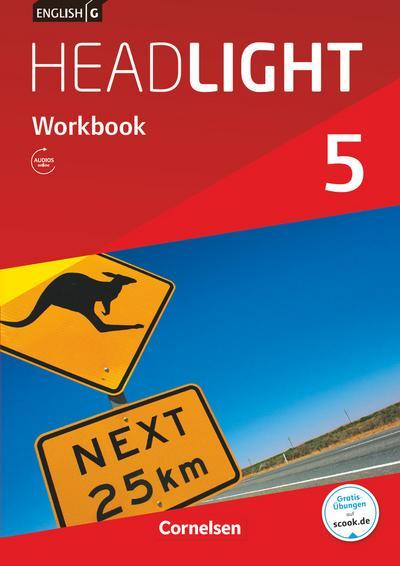 english-g-headlight-allgemeine-ausgabe-band-5-9-schuljahr-workbook-mit-audio-online