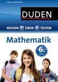 Duden - Einfach klasse: Mathematik 6. Klasse  ...