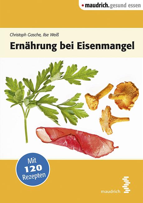 NEU Ernährung bei Eisenmangel Ilse Weiß 020142