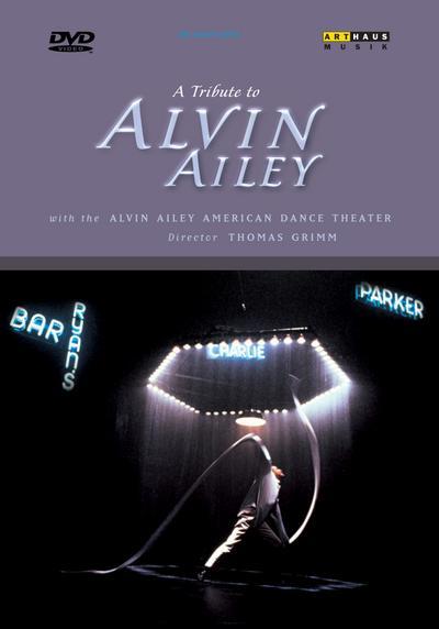 A Tribute to Alvin Ailey - Arthaus Musik Gmbh - DVD, Deutsch, Alvin Ailey, ,