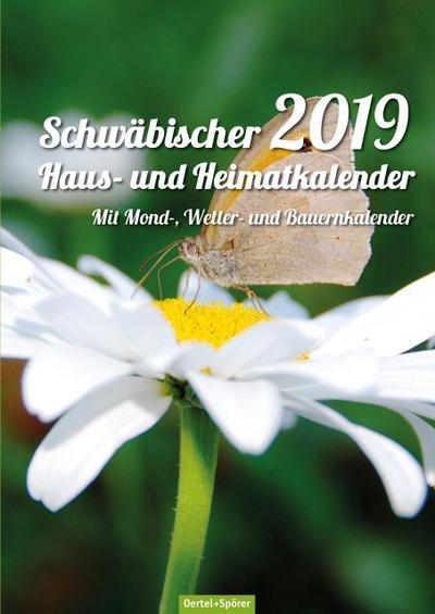 schwabischer-haus-und-heimatkalender-2019-mit-mond-wetter-und-bauernkalender