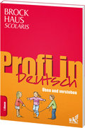 Brockhaus Scolaris Profi in Deutsch 1. Klasse: Üben und verstehen