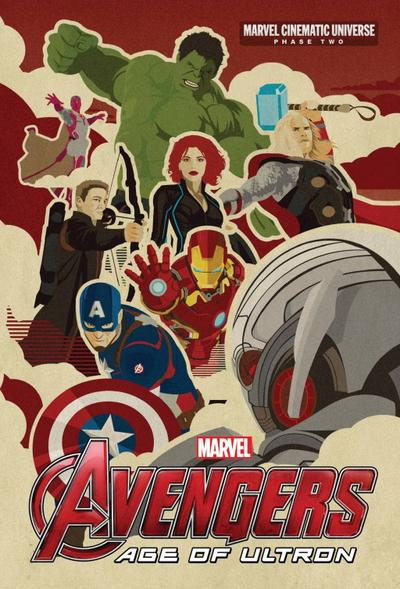Phase Two: Marvel`s Avengers: Age of Ultron