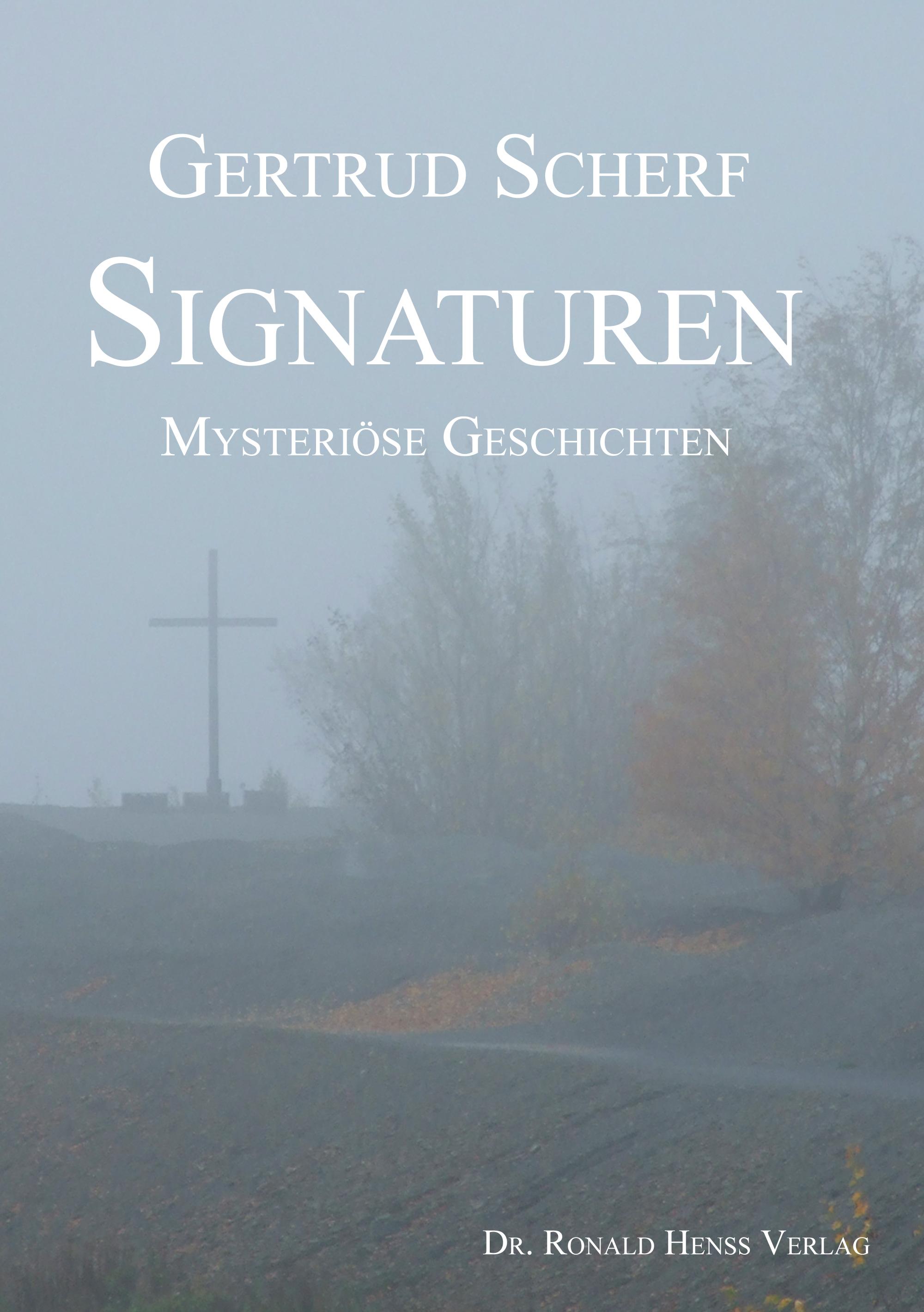 Signaturen Gertrud Scherf