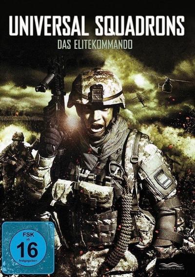 Universal Squadrons - Das Elitekommando - Maritim Pictures (Ascot Elite) - DVD, Englisch| Deutsch, Riley Smith, ,