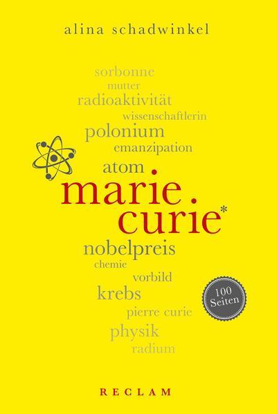 marie-curie-100-seiten-reclam-100-seiten-