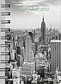 New York 2017. Taschenkalender Deluxe