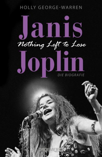 Janis Joplin. Nothing Lef