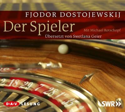 Der Spieler (5 CDs)