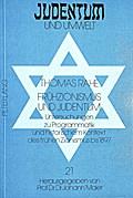 Frühzionismus und Judentum