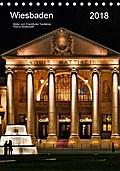 9783665894382 - Petrus Bodenstaff: Wiesbaden Kalender 2018 Bilder vom Frankfurter Taxifahrer Petrus (Tischkalender 2018 DIN A5 hoch) - Ungewöhnliche Stadtansichten vom Frankfurter Taxifahrer Petrus Bodenstaff (Monatskalender, 14 Seiten ) - Book