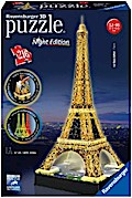 Eiffelturm bei Nacht (Puzzle)