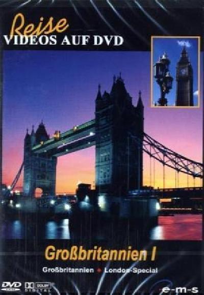 Großbritannien 1 - England, London-Special - Rough Trade Distribution Gmbh - DVD, Deutsch, , Großbritannien, London-Special, Großbritannien, London-Special