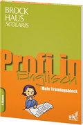 Brockhaus Scolaris Profi in  - Mein Trainingsblock: Englisch 4. Klasse
