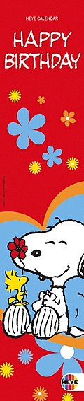 Snoopy Happy Birthday, Geburtstagskalender