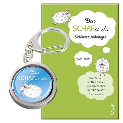 Schlüsselanhänger »Das SCHAFst du« - St. Benno - Unbekannter Einband, Deutsch, , ,