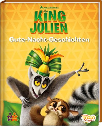 King Julien ?  Gute-Nacht-Geschichten