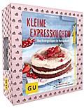 Set Kleine Expresskuchen: mit Kaiser-Springform Ø 20 cm (GU Buch plus)
