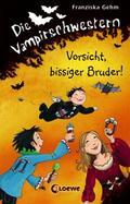Die Vampirschwestern - Vorsicht, bissiger Bru ...