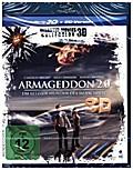 Armageddon 2.0 3D, 1 Blu-ray