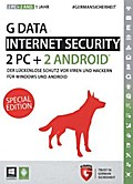 G Data Internet Security 2015 2PC + 2 Android ...