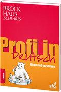 Brockhaus Scolaris Profi in Deutsch 4. Klasse: Üben und verstehen