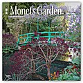 Monet's Garden - Monets Garten 2018 - 18-Monatskalender