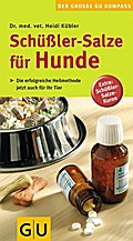 Schüßler-Salze für Hunde (GU Der große GU Kom ...