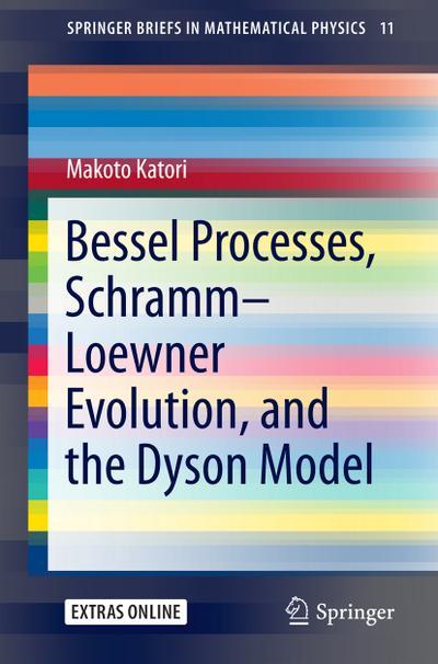 Bessel Process, Schramm-Loewner Evolution, and the Dyson Model