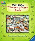 Mein großes Sachen Suchen Buch: Ravensburger Bücherschatz