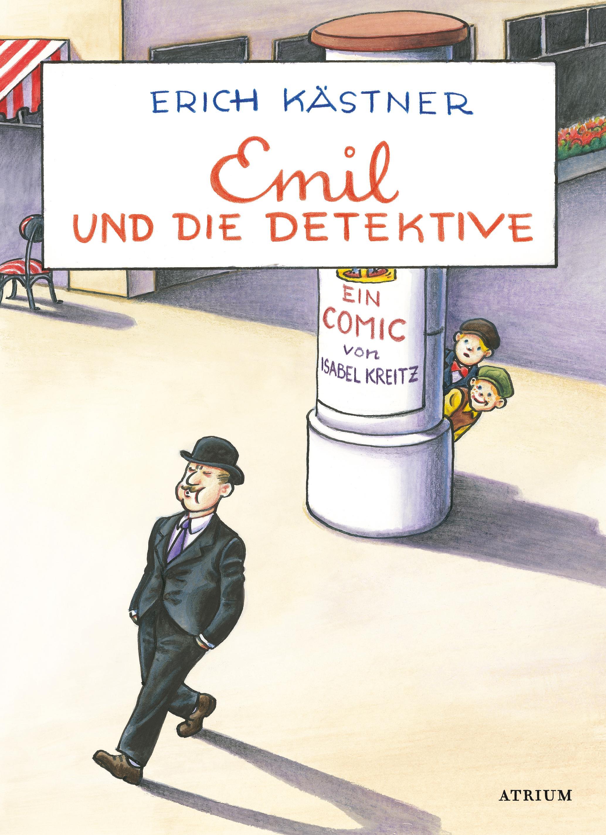 Emil Und Die Detektive Zusammenfassung