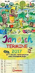 Janosch Familientermine/Familienplaner 2017