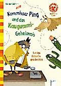 Kommissar Ping und das Kaugummi-Geheimnis. Lu ...