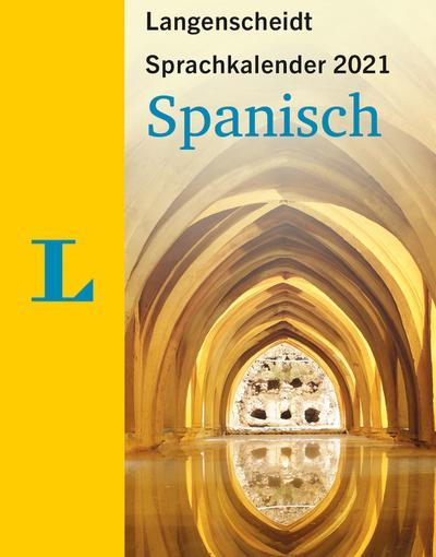 Sprachkalender Spanisch 2021
