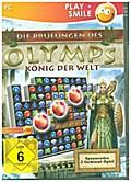 Die Prüfungen des Olymps, König der Welt, 1 CD-ROM