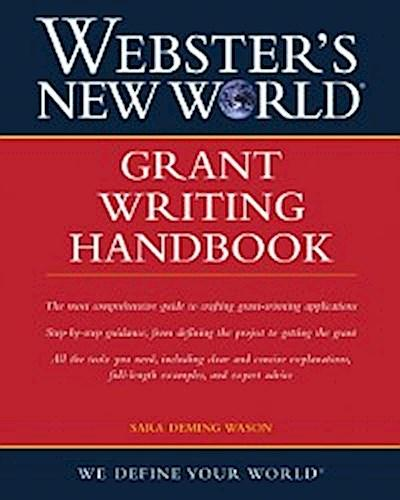 Webster`s New World Grant Writing Handbook
