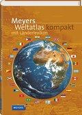 Meyers Weltatlas kompakt mit Länderlexikon; D ...