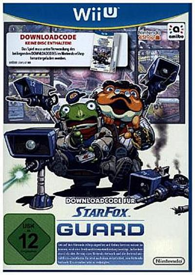 Nintendo Star Fox Zero Guard, 1 Nintendo Wii U-Download
