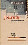 Journal, geschrieben im Winter