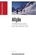 Skiführer Allgäu: mit Kleinwalsertal und Tann ...