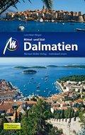 Mittel- und Süddalmatien: Reisehandbuch mit v ...