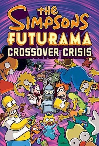 the-simpsons-futurama-crossover-crisis, 10.69 EUR @ rheinberg