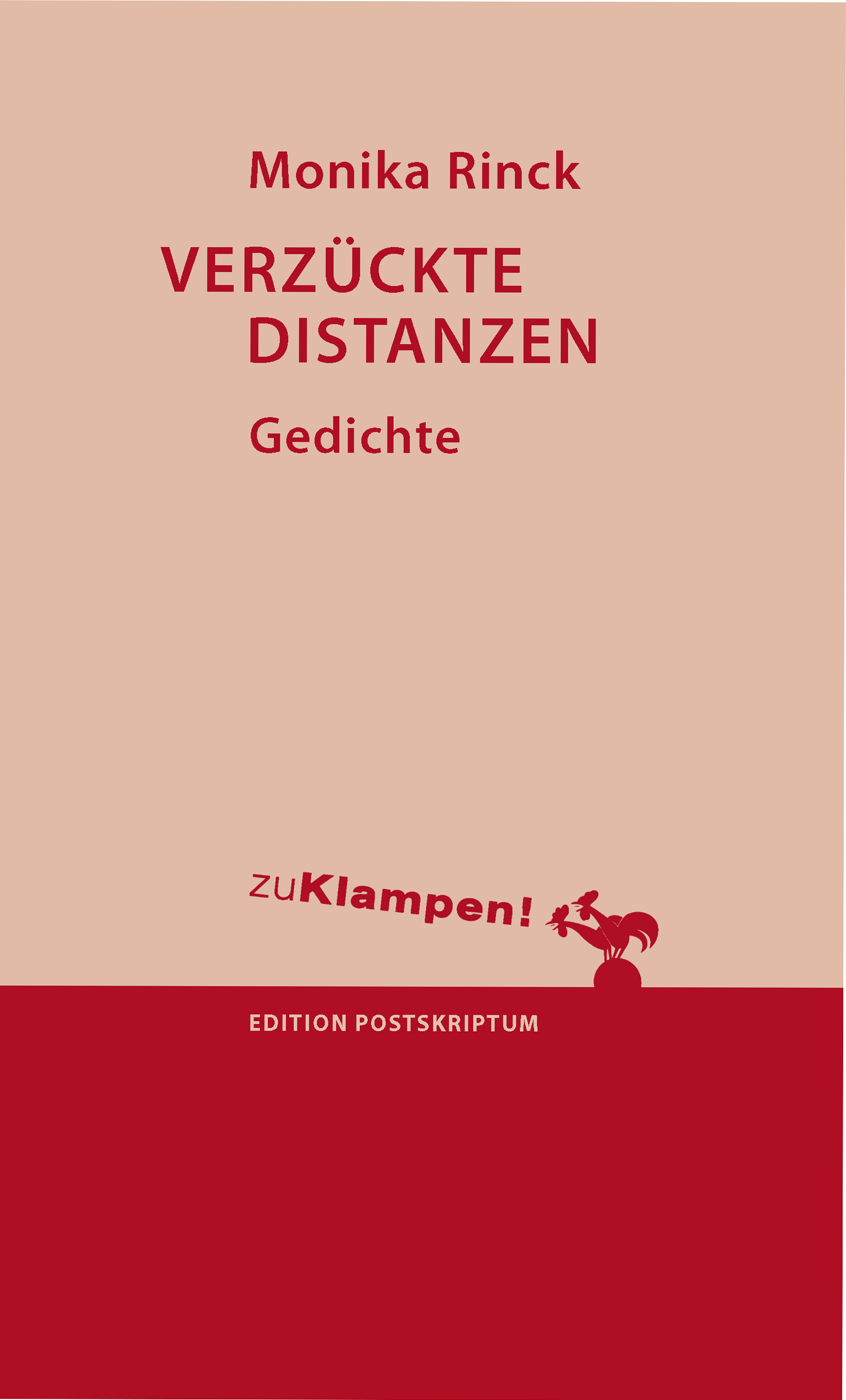 Monika Rinck Verzückte Distanzen Auf Dem Internationalen Markt Hohes Ansehen GenießEn Bücher Belletristik