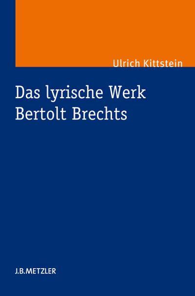 das-lyrische-werk-bertolt-brechts