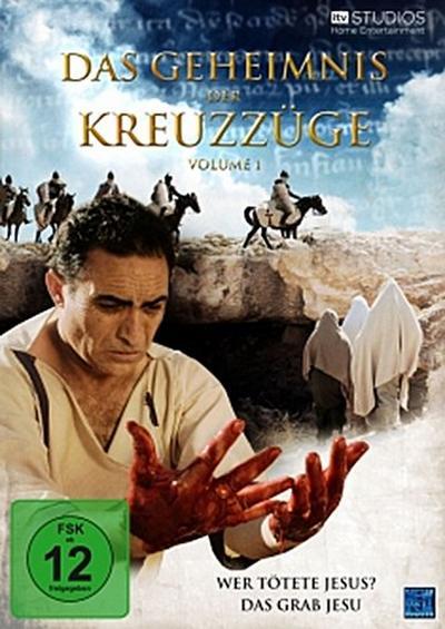 Das Geheimnis der Kreuzzüge - Volume 1 - KSM Gmbh - DVD, Englisch| Deutsch, , Vol. 01, Vol. 01