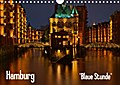 9783665894818 - Thomas Paragnik: Hamburg  Blaue Stunde (Wandkalender 2018 DIN A4 quer) - Hamburg bei Nacht (Monatskalender, 14 Seiten ) - Book