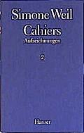 Cahiers. Aufzeichnungen 02
